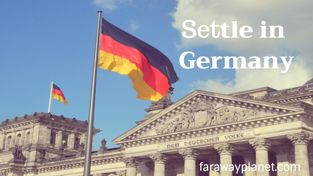 settle in germany